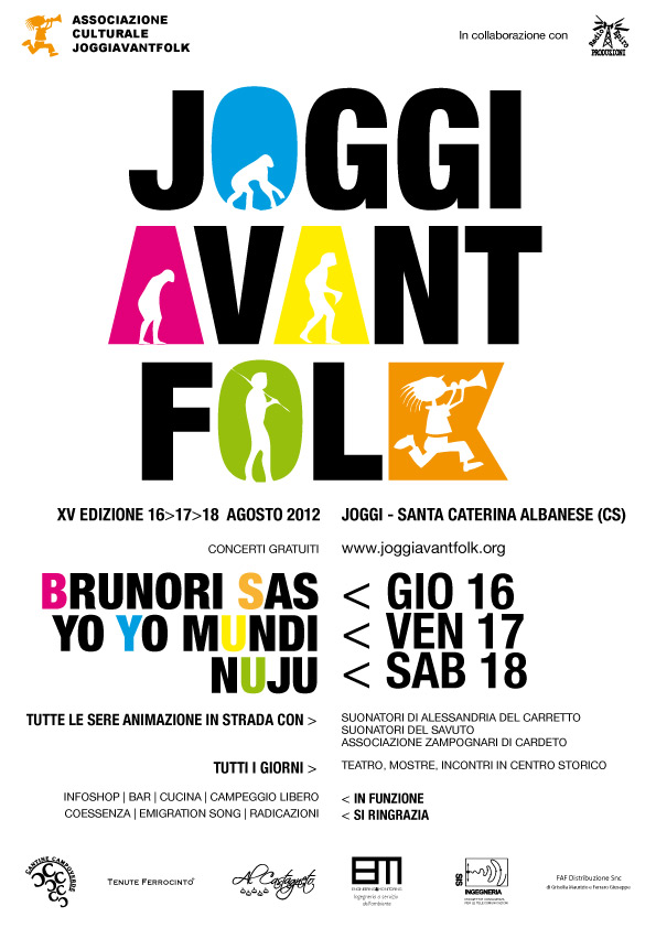 Joggi Avant Folk – Festival – Antemix
