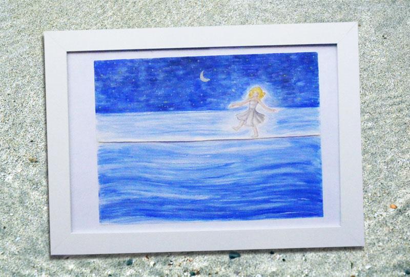 Il mare, la luna e Stella…