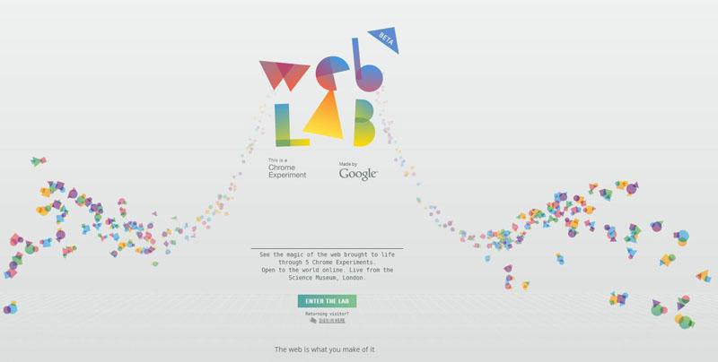 WEB LAB by Google