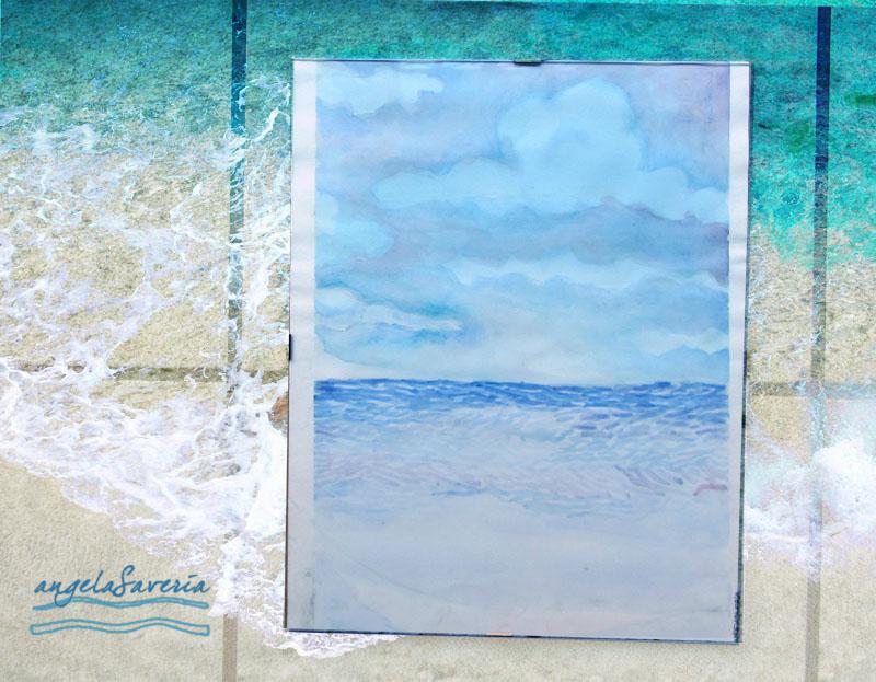 Tra le nuvole e il mare