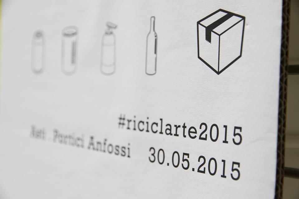 Riciclarte 2015 c.onvergenze+aduetratti