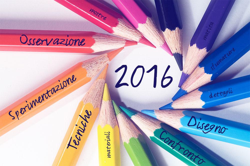 I buoni propositi 2016