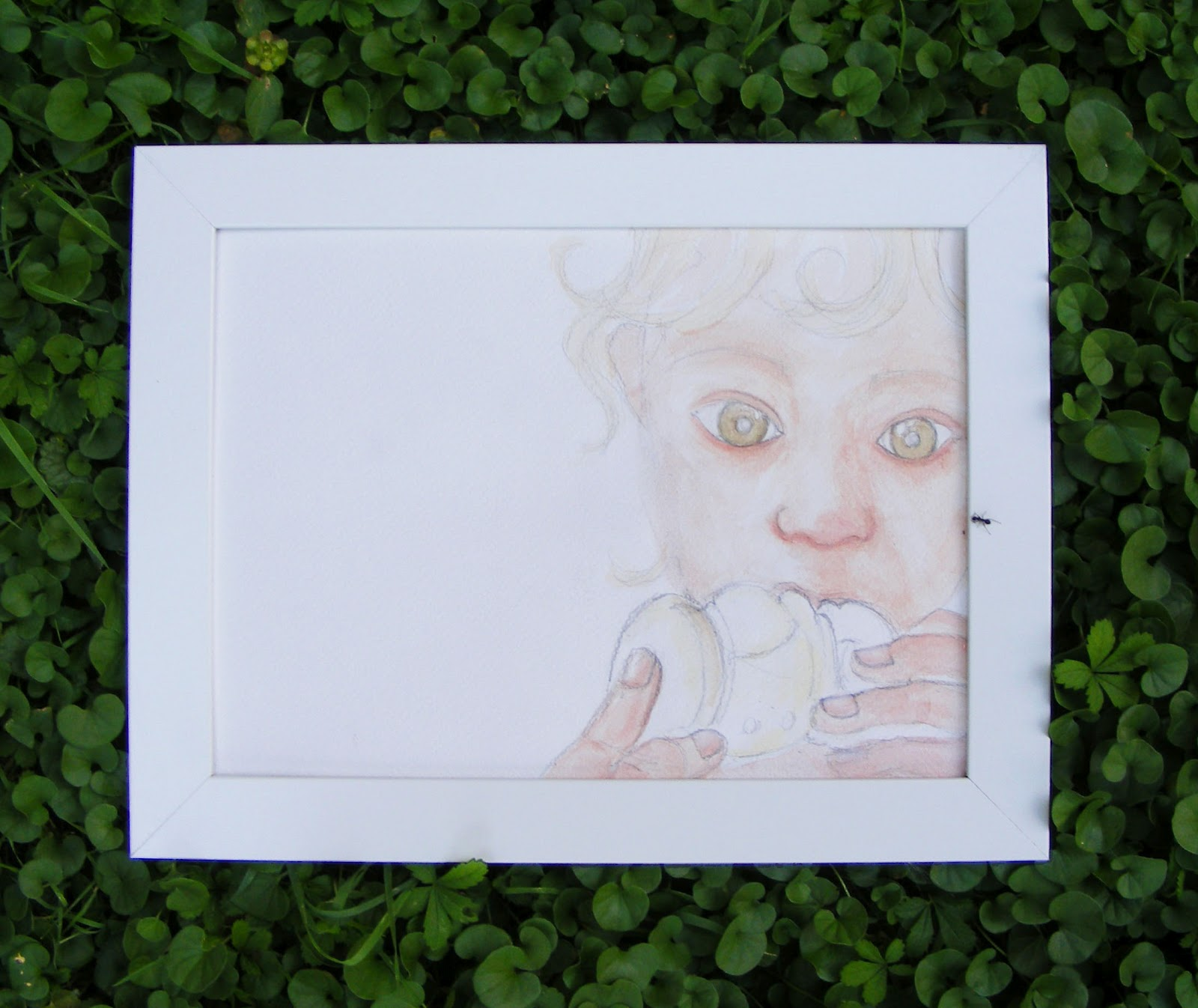 Infant portrait