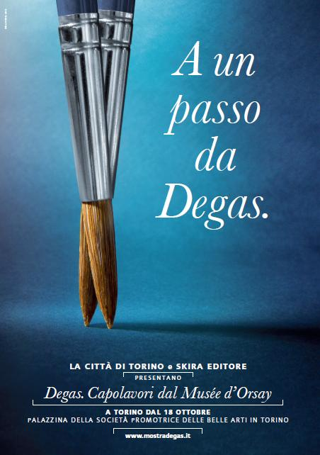 Degas dal Museo D'Orsay a Torino